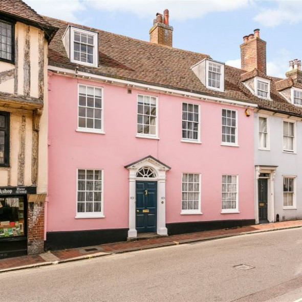 PROPERTY OF THE DAY: HIGH STREET, LEWES, EAST SUSSEX, Town&Country