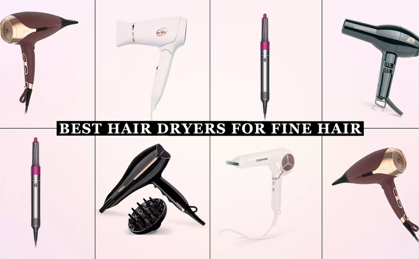 The best hair dryers for fine hair: our top picks for volume and hold