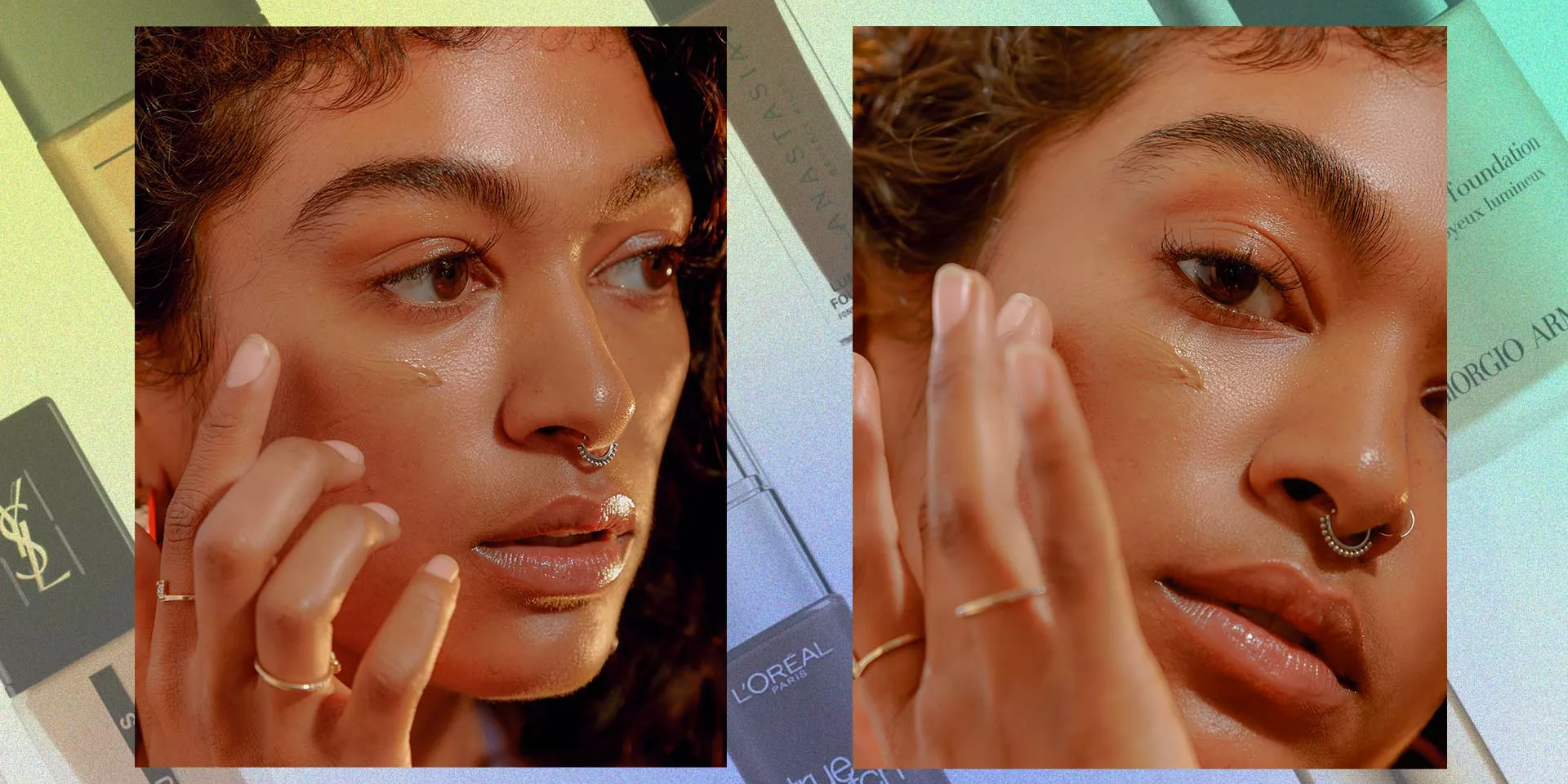 Best non-comedogenic foundations: our favorite picks that won't block up your pores