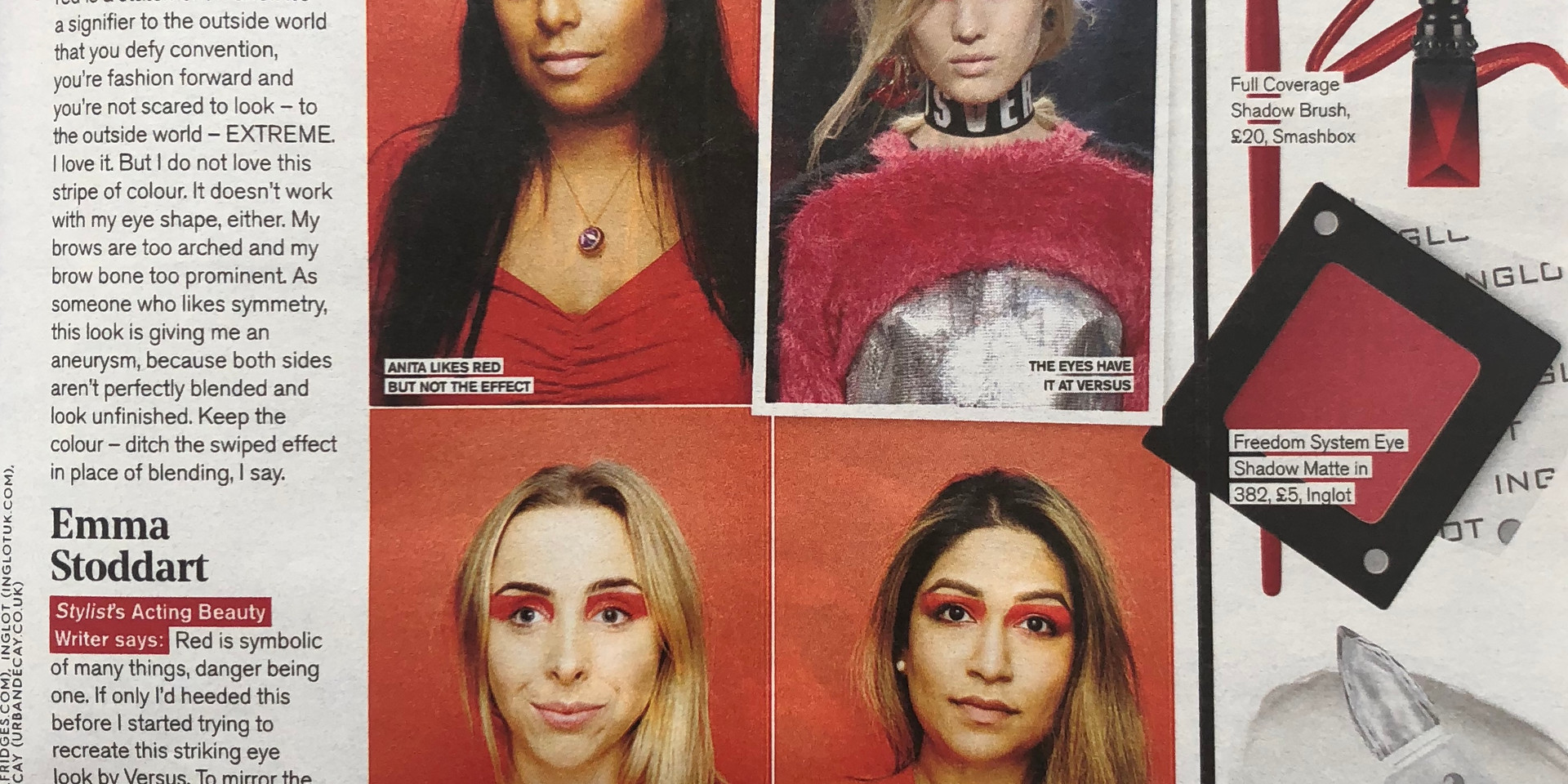 TREND ON TRIAL, Stylist issue 388