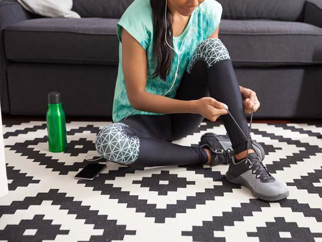 7 BEST HOME WORKOUTS FOR WHEN YOU CAN'T FACE THE GYM, Women's Health
