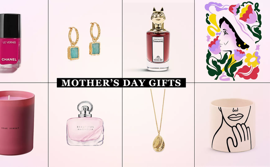 Best Mother's Day gift ideas that will make her feel special and spoilt on Sunday