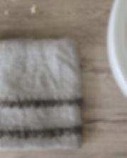 vaffle linen towel modern sauna bathroom