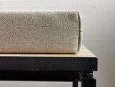 Custom bench cushions for modern interio