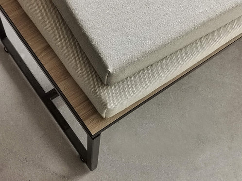 minimalist design bench cushions for modern interior