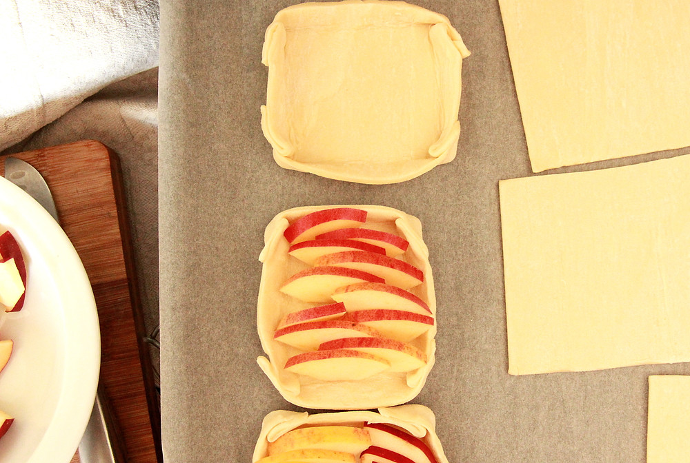Apple Tartlet Recipe