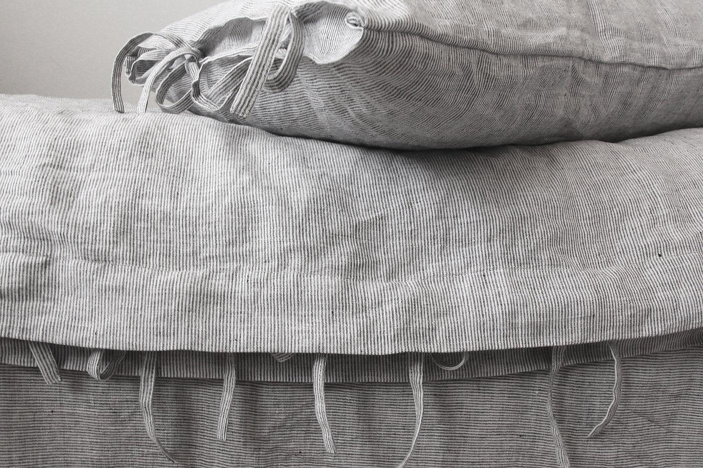 belgian pillowcases west linen cover white duvet elm gray flax media shams uk
