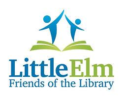 Little Elm Library Friends Logo.jpg