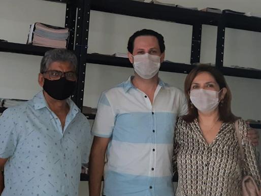 Ações para salvaguarda do acervo do Teatro Municipal de Campina Grande