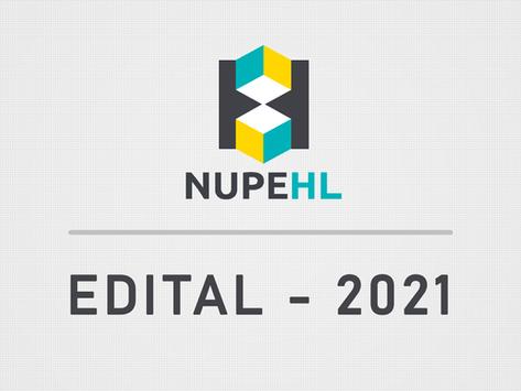 FICHA DE INSCRIÇÃO PARA MONITORES VOLUNTÁRIOS 2021.2 - NUPEHL