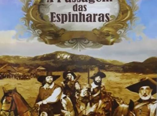 Romance histórico sobre a interiorização da colonização da Paraíba é apresentado no NUPEHP