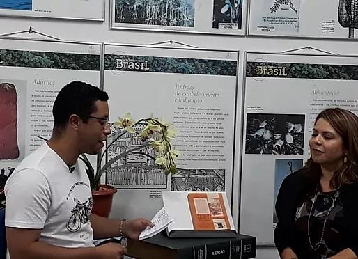 """NUPEHP participa do Projeto """"Obra do Mês"""", da Biblioteca de Obras Raras Átila de Almeida"""