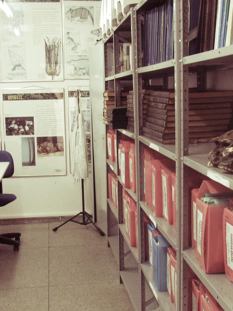Jornais, Livros, Pastas, e Trabalho!