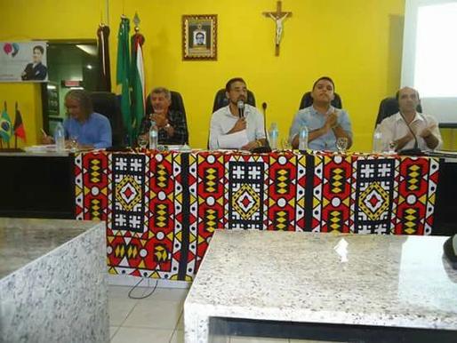 """NUPEHL promove em Alagoa Nova a Mesa redonda """"Educação Alteridade e Relações Étnicos Raciais"""""""