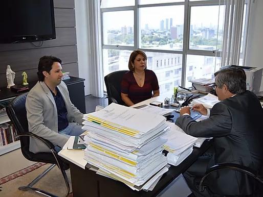 NUPEHP formaliza pedido ao TJPB para salvaguarda do acervo processual histórico paraibano
