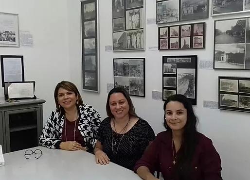 Visita ao Arquivo Severino Bezerra de Carvalho