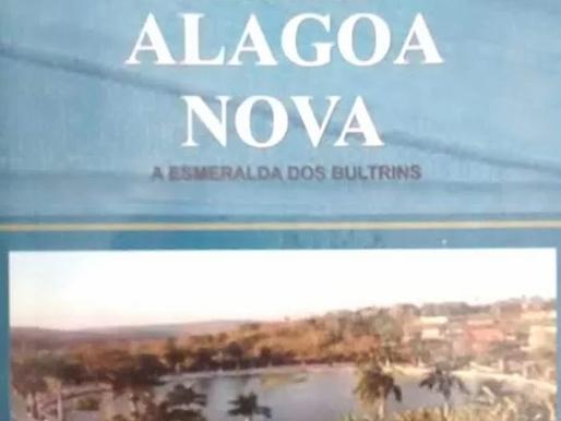 Professor pesquisador do NUPEHL lança coletânea sobre a História de Alagoa Nova