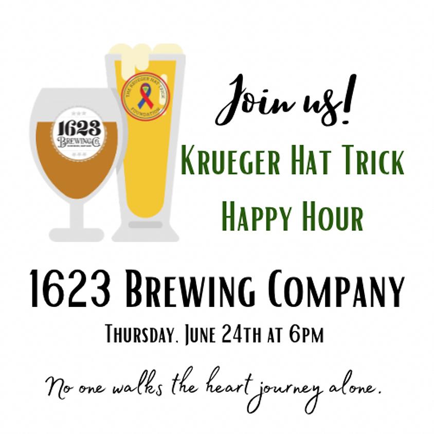 Krueger Hat Trick Happy Hour