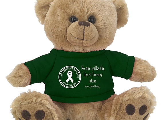 8 1/2 Inch Big Paw Bear with KHT Shirt