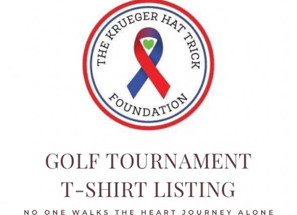 T-Shirt Listing Sponsor