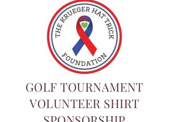 Volunteer Shirt Sponsor