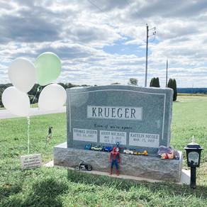 How Krueger Hat Trick Foundation Started