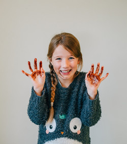 Child portrait Tavistock Devon