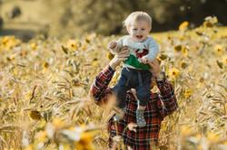 Sunflower Family Photos Launceston