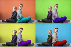 child portrait photographer cornwall