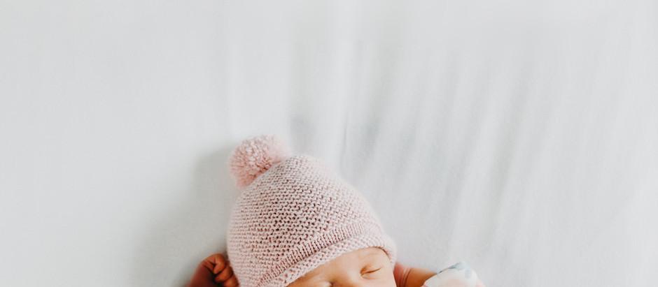 Natural Newborn Photography - Plymouth, Devon.