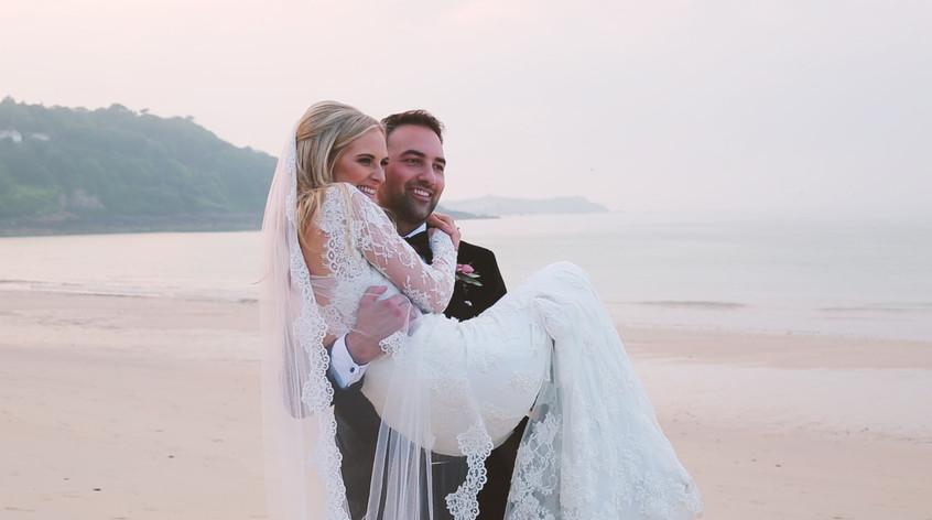 Wedding Video at Carbis Bay Hotel
