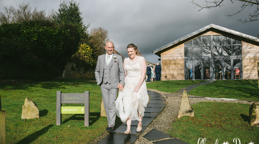 The Green, Cornwall - Wedding Photography