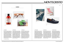 Montecristo Magazine / Vancouver BC - 2015