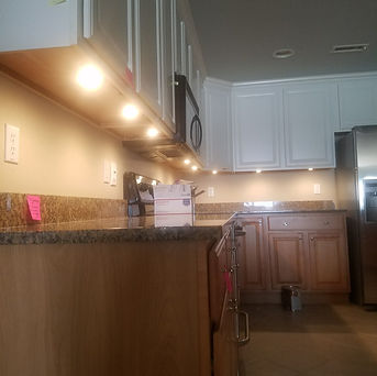 LED under cabinet lights are perfect for every kitchen.