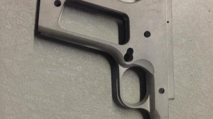 1911 Aluminum  Frame