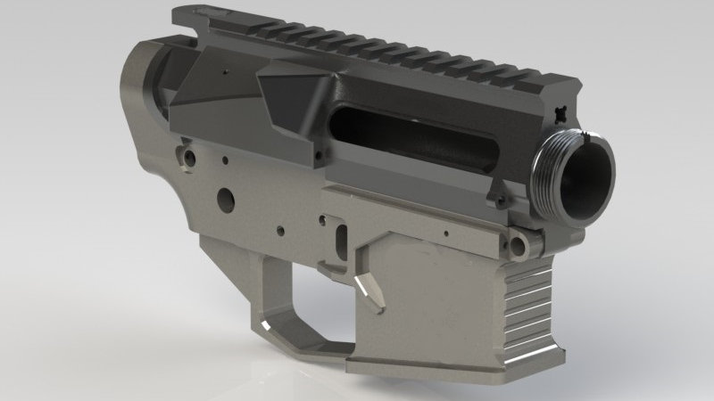 AR15 Upper and Lower Set