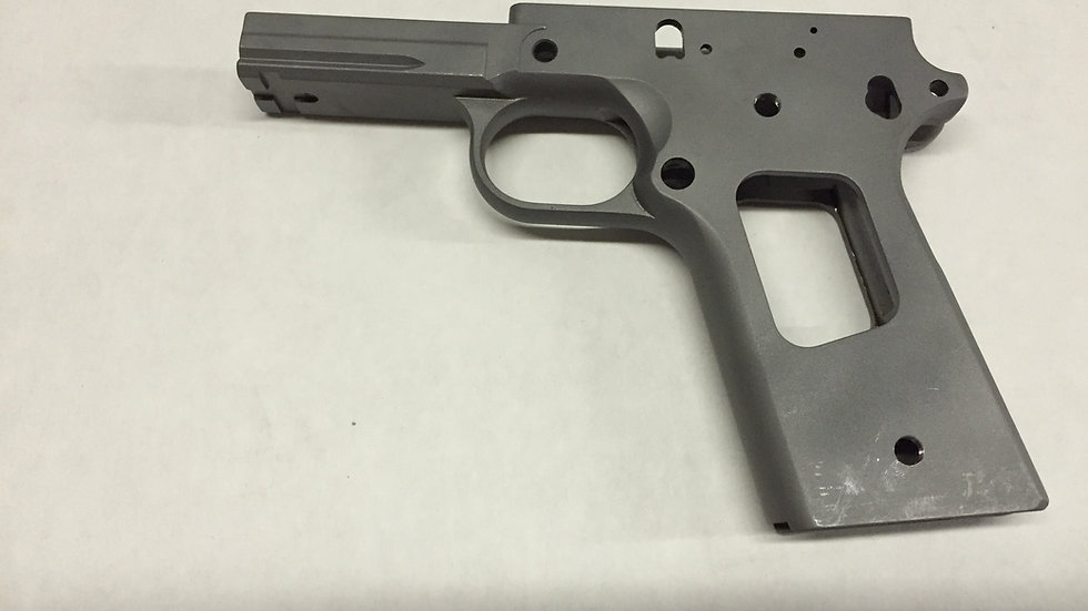 80% 1911 Tactical 80 Series Stainless Steel Frame