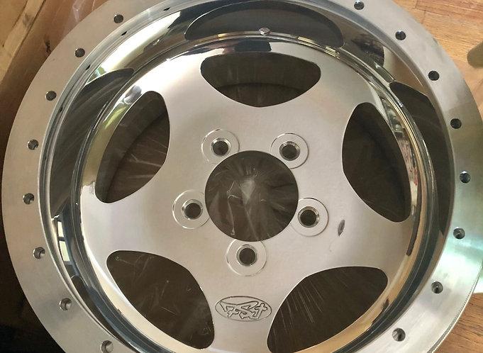 BLACK IRON Beadlocks 17 X 9 Bead lock wheels