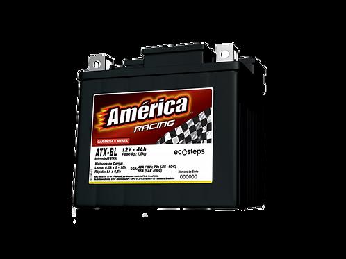 Bateria de Moto America Racing(AGM)