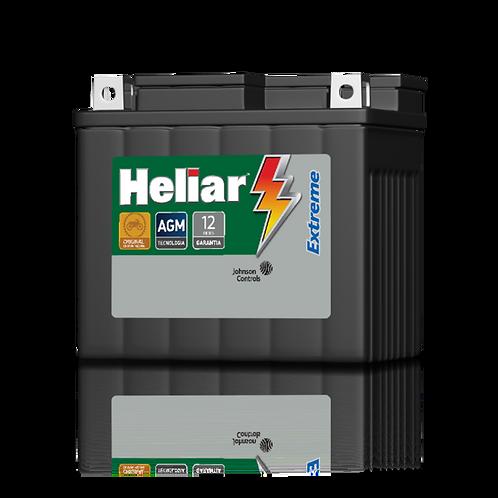 Bateria de Moto Heliar(AGM)