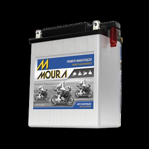 Bateria para Moto Moura (Ventilada)