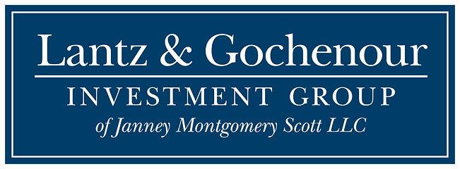 Lantz Gochenour Logo_Blue Background_201