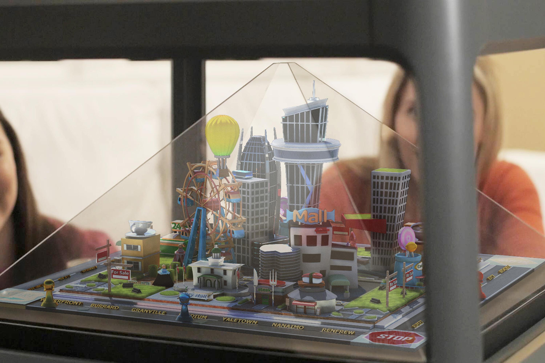 Simuladores de Hologramas