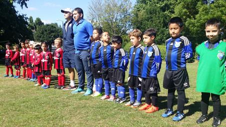 Free Range Kids welcome London United