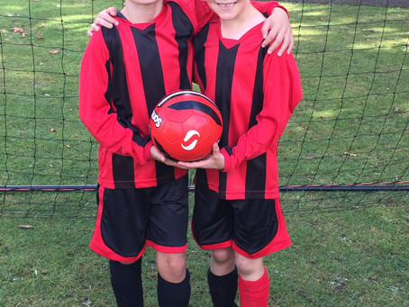 Free Range Kids Football Academy Kit is Launched