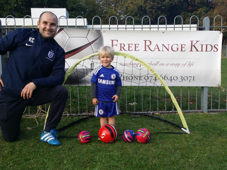 Free Range Kids Trials Toddler Academy