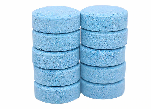 Windshield Glass Washer Tablets