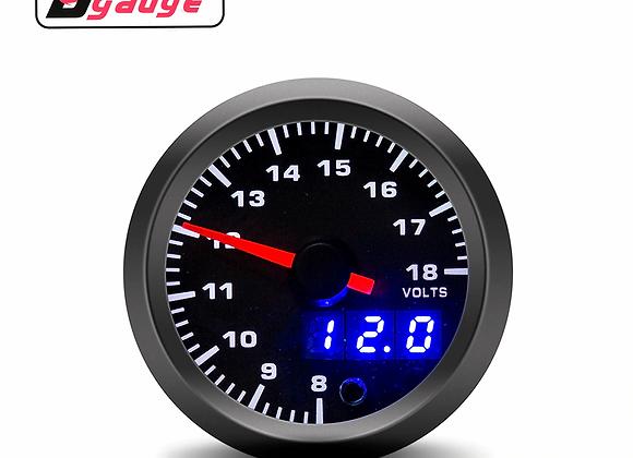 DRAGON Voltmeter Gauge