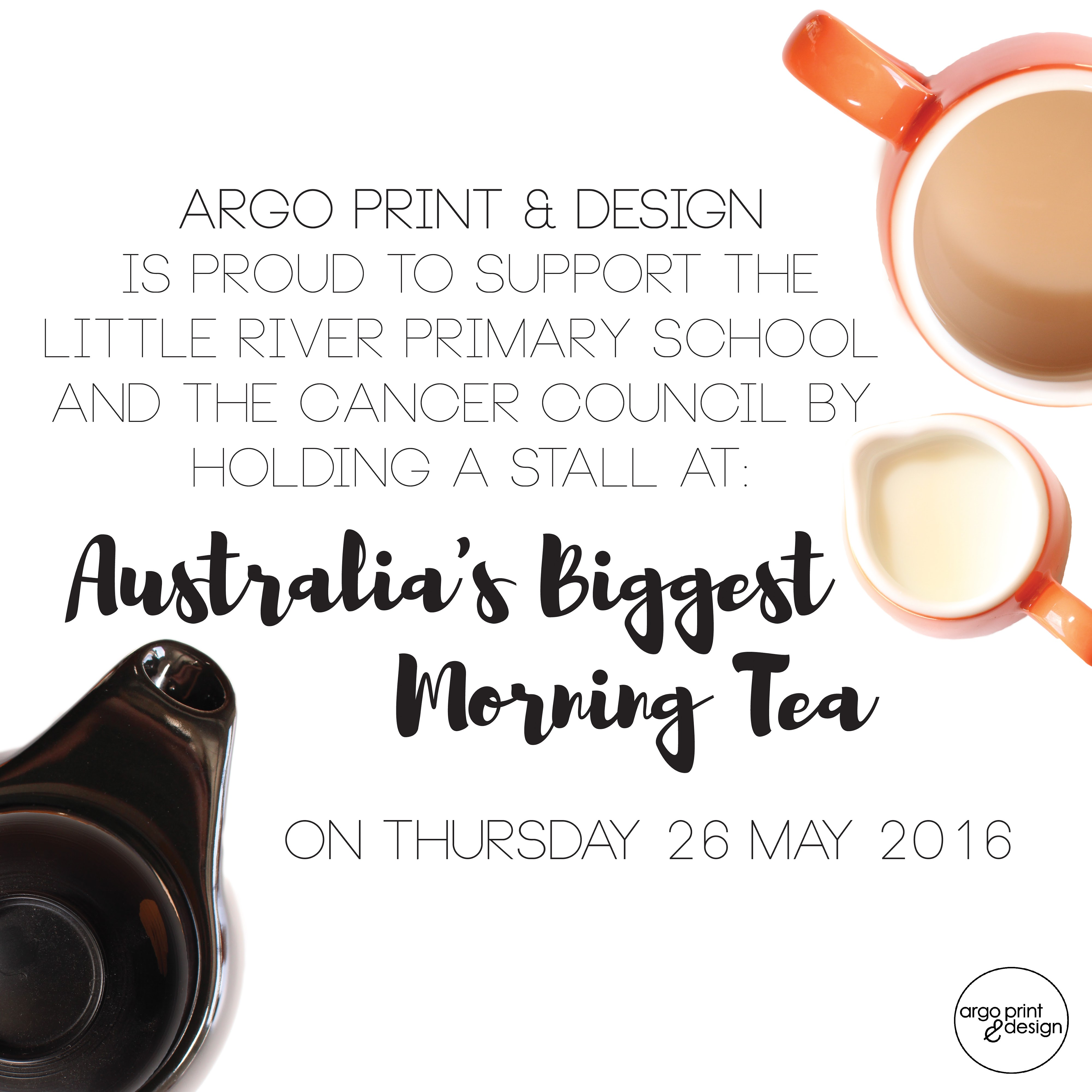 Australia's Biggest Morning Tea