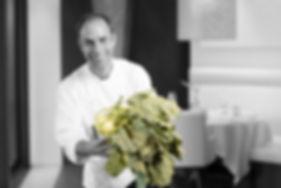 Jan Leimbach Gourmet-Restaurant Meridiano - Kursaal Bern / Lenkerhof Simmental